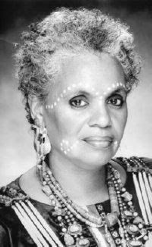 Grandmother Walks on Water: Mama Wapajea
